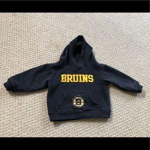 Boston Bruins kids hoodie